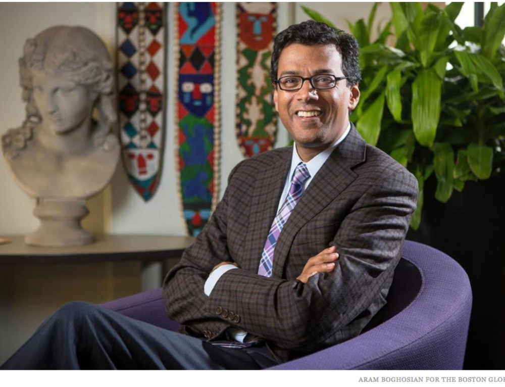 Atul Gawande Simulcast on Community and Choice