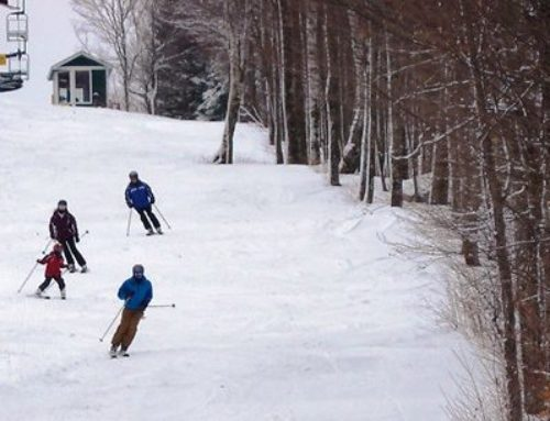 Lyme Memories – the Skiway