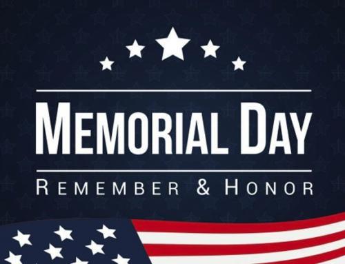 Lyme's 2020 Memorial Day Celebration