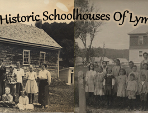 Self Guided Driving Tour of the 25 Lyme Schoolhouse Sites offered by the Lyme Historians