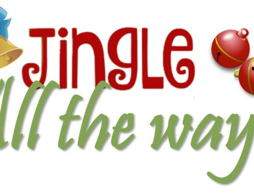 "We ""Jingled All The Way!"""