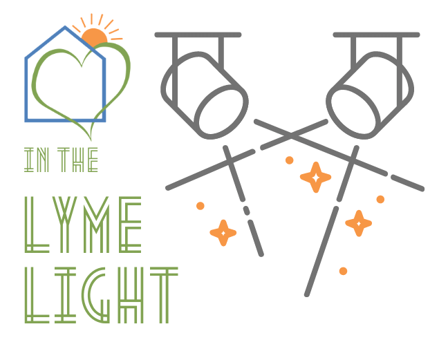 In the Lyme Light Logo