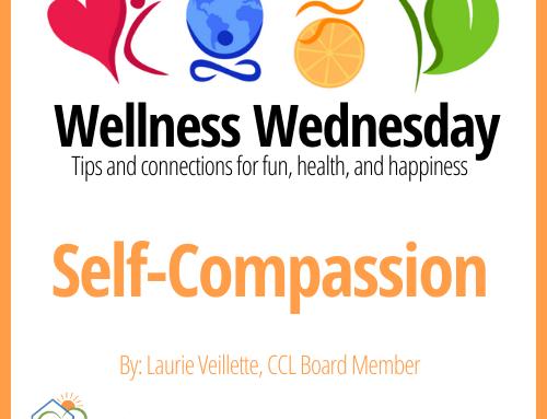 A Brief Self-Compassion Break – Wellness Wednesday