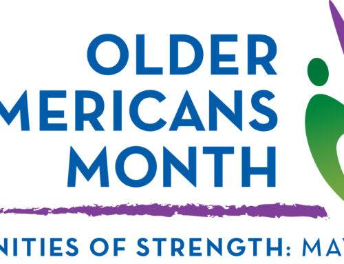 Older Americans Month: Week 1