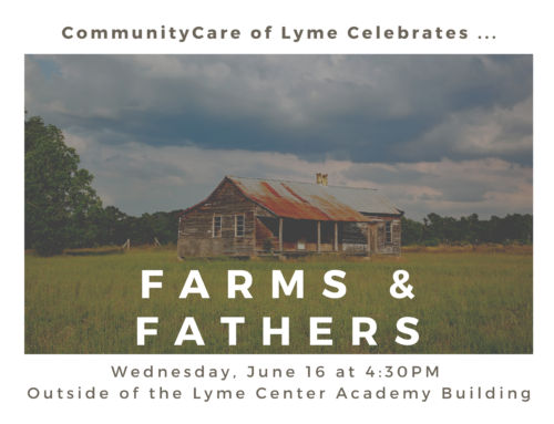 Farms and Fathers: Thank you for Gathering