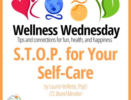 S.T.O.P. for your Self-Care – Wellness Wednesday