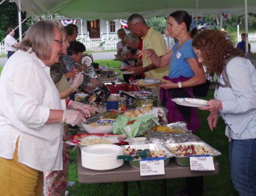 Community Potluck Picnic – 7/21/21
