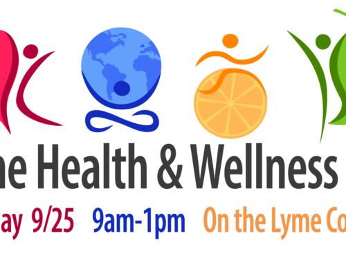 2021 Lyme Health & Wellness Fair – Saturday 9/25